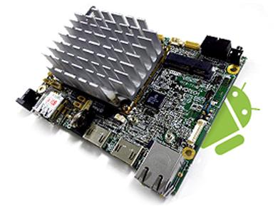 イノテック製の組み込みCPUモジュール「TX-70」と専用キャリアボード「T73(Intel EG20T PCH搭載)」