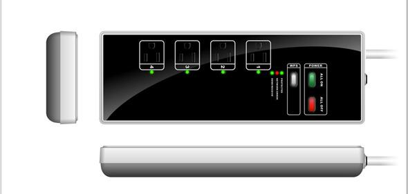 iRemoTap筐体イメージ1