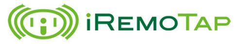 「iRemoTap」のロゴ
