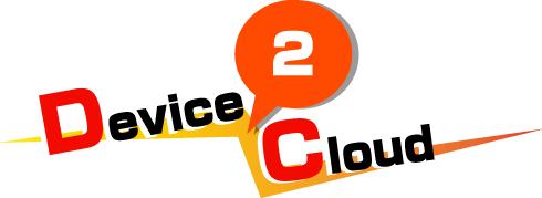 「Device2Cloud コンテスト」のロゴ