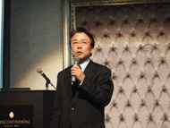 NEC ITサービスビジネスユニット 主席主幹 藤岡忠昭氏
