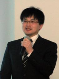 東芝 ソフトウェア技術センター プロダクツ開発部 第一担当 参事 古賀国秀氏