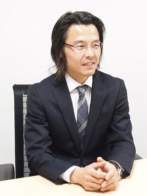 インテル クラウドコンピューティング事業本部 エンベデッド・マーケティングの津乗学氏