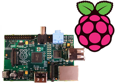 「Raspberry Pi PCBA Type B」
