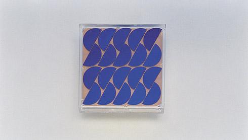 シャープが初めて量産化した太陽電池モジュール