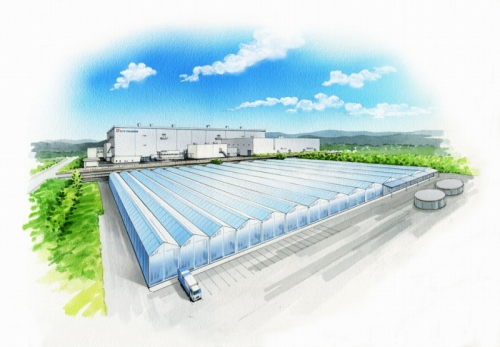 ベジ・ドリーム栗原第3農場のイメージ