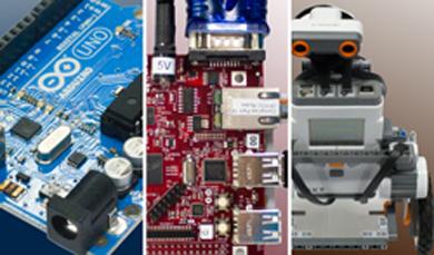 「Arduino」「Beagle Board」「LEGO Mindstorms NXT」の3つのハードウェアプラットフォームでSimulinkモデルを直接実行できるようになった