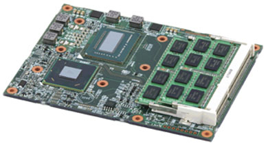 システム オン モジュール AM120モデル210H