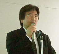 コグネックス マーケティング本部長 北山基樹氏