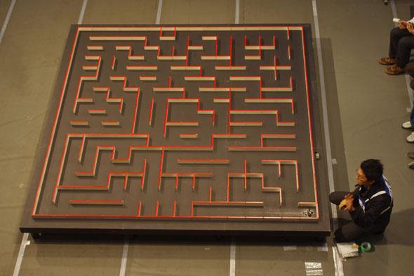 「第32回 マイクロマウス大会 2011」