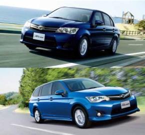 トヨタ自動車の新型「カローラ」