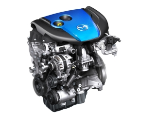 「CX-5」に搭載されている排気量2.2lのディーゼルエンジン「SKYACTIV-D 2.2」