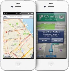 渋滞情報を基にしたルート再設定機能も備える