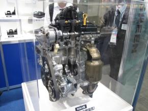 「アルトエコ」搭載エンジン