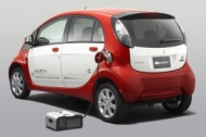 三菱自動車の「MiEV power BOX」