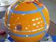 宇宙から燃えずに地球に帰ってこれるんです。そう、「i-Ball」ならね