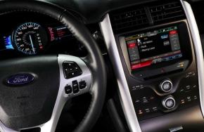 Ford Motorの車載情報機器プラットフォーム「SYNC」