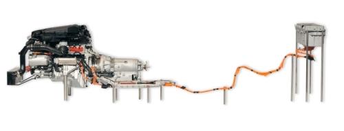 BMWのFR車向けハイブリッド技術「2モードハイブリッド」