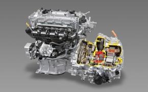 トヨタ自動車のFF車向けハイブリッド技術