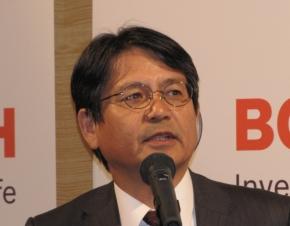 ボッシュの伊藤悟氏