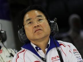 Toyota Motorsportの木下美明氏