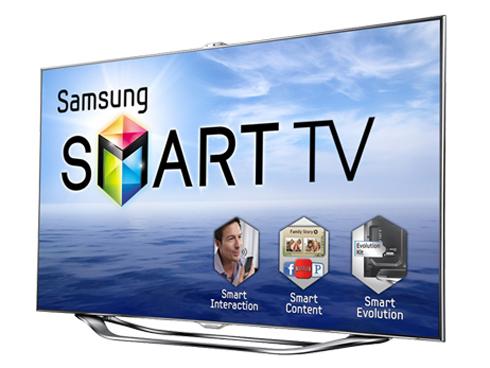 サムスン電子の「Smart TV」