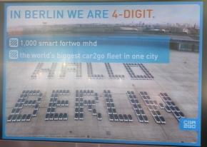 ベルリンでは1000台の規模で展開