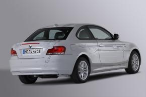 後方から見た「BMW ActiveE」