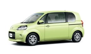 トヨタ自動車の新型「ポルテ」