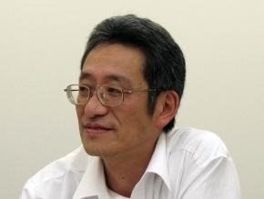 富士重工業の樋渡穣氏