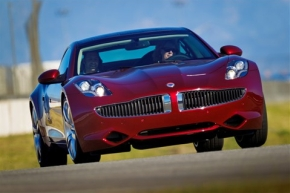 Fisker AutomotiveのPHEV「Karma」