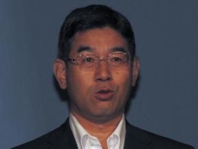 新型「オーリス」の開発を担当した藤田博也氏