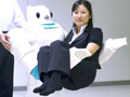 介護支援ロボット「RIBA-IIx」