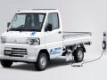 三菱自動車の「MINICAB-MiEV TRUCK」