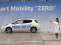 日産自動車の自動運転機能搭載EV「NSC-2015」