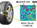 """""""超低燃費タイヤ""""を実現できる「三次元ナノ階層構造制御技術」"""