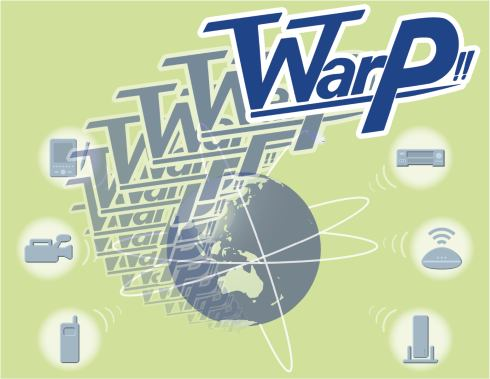 Warp!!