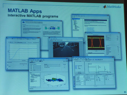 MATLAB Apps
