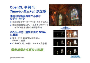 Time-to-Marketの短縮