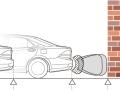 トヨタ自動車の安全システム「インテリジェント クリアランス ソナー」