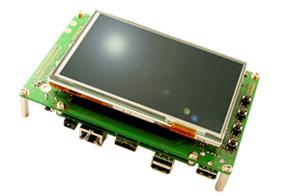 液晶モデル開発セット