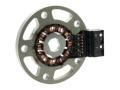 ミネベアが「リーフ」の走行用モーター向けに開発したVR(可変リラクタンス)型レゾルバ