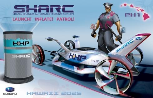 「SHARC」のイメージ