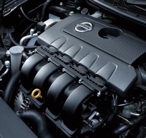 新開発の排気量1.8lのガソリンエンジン「MRA8DE」