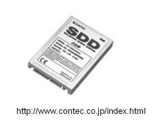 図2 SDD(Silicon Disk Drive)