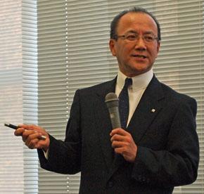 セコム 代表取締役社長 前田修司氏