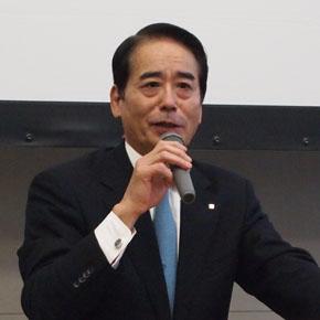 セコム 執行役員 IS研究所長 小松崎常夫氏