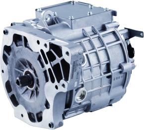 新開発の走行用モーター「Y51型」
