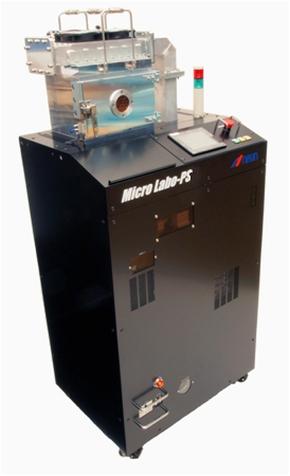 ニッシンのプラズマ金属接合実験装置「Micro Labo-PS3」