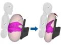 GMとタカタが共同開発した1段式エアバッグ